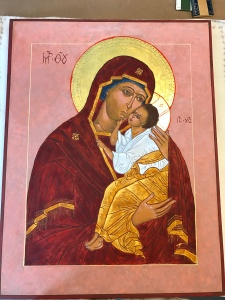 Icon by Canon Martha Ishman